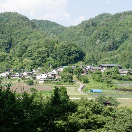 Une partie cachée de Nakanojo
