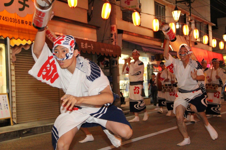 Kojiya Awa Dance 2020 - August Events in Tokyo - Japan Travel