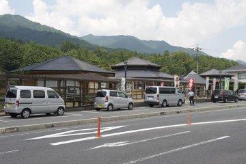 Michi No Eki di Kashimo