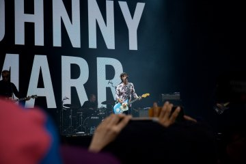 Johnny Marr of The Smiths