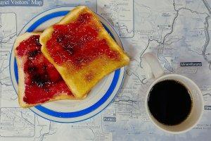 Bữa sáng miễn phí