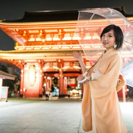 Recommendations for Senso-ji
