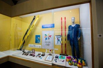 Nagano Winter Olympics 1998