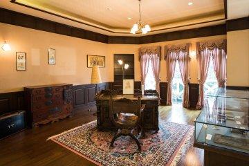 Replica of Major Lerch's Room