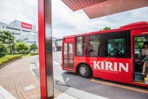 Kirin Factory Bus