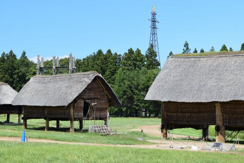 Structures like this were commonplace back in that time period