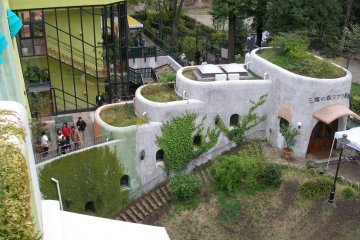 Visiting Ghibli Museum From Abroad