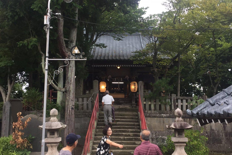 Sanctuaire shinto de Toyosaka