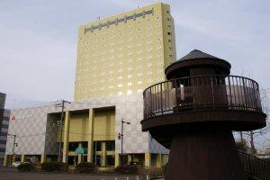 ANA Crowne Plaza Hotel Kushiro, Kushiro, Hokkaido