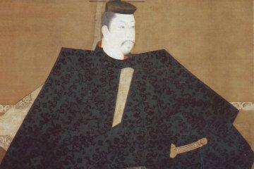 Samurai Lord Minamoto no Yoritomo