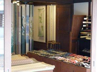 Toko tikar tatami dan tirai noren tradisional dan berkualitas terbaik