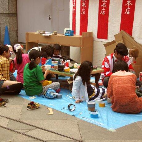 Lễ hội Mono-machi trong năm 2013