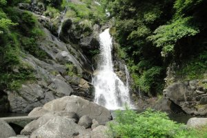 The falls will be even stronger after the rainy season