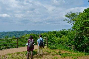 鎌倉 六国見山ハイキングコース