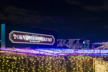Tokyo Mega Illumi uses over 8 million lightbulbs!