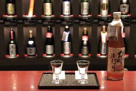 Saké : du riz à la bouteille