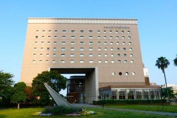 فندق نافيوس - يوكوهاما