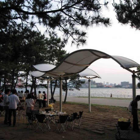 Công Viên Shiokaze