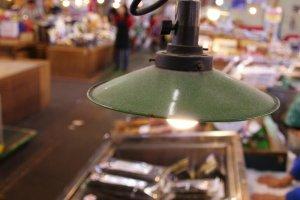 Tôi bắt đầu ngày mới ở chợ sáng