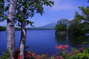 Un meilleur point de vue sur le volcan endormi