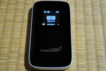 Pocket WiFi From Wifi-Hire.com