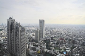 The Shinjuku Park Tower