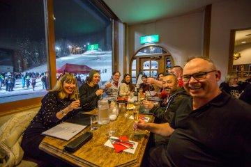 Dinner with Friends at Bernd Keller's