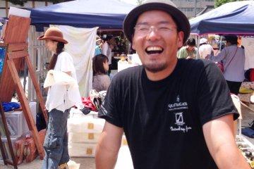 Chion-ji Hyakumanben Craft Markets