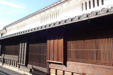 Beautifully restored machiya