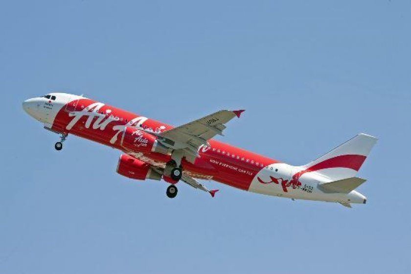 亚航日本A320起飞