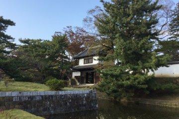 "Tsuchiura City's ""Turtle Castle"""