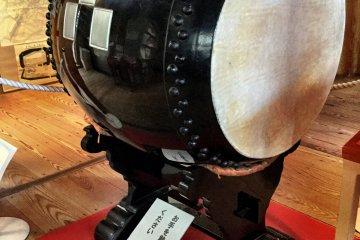 Старинный барабан