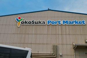 Yokosuka Port Market