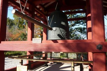 Reproduction of the temple bell