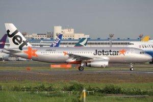 捷星航空日本A320