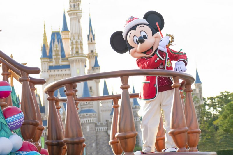 """Disney Christmas Stories"" Parade"