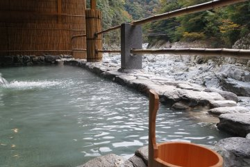 Iya Onsen Hot Spring, Allowing You To Become One With Nature