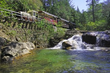 The Akazawa Forest Railway