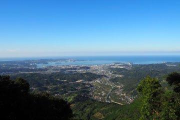 Le pays des Mikan à Tanabe, Wakayama