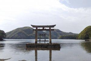 Le sanctuaire Watazumi