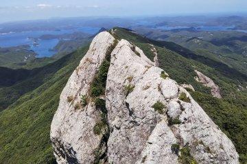 Shiratake trekking