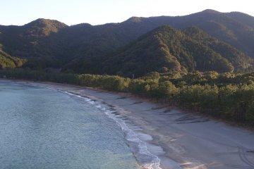 Hatouzu beach