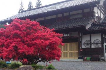 Shunran-no-Sato farmhouse accommodation