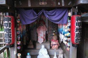 Little temple shrine