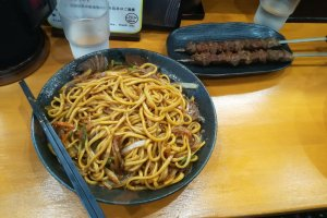 Kaenzan Lanzhou Lamian: Mỳ Ramen Halal