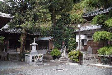 Keiryu-ji Temple in Utsunoya