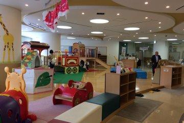 Райское местечко для детей в Канадзаве