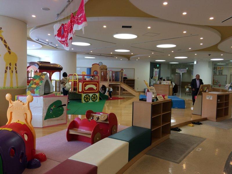 2살 이하 아기들을 위한 '코끼리 방'