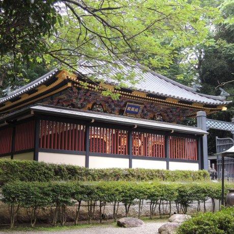 Date Masamune's Zuihoden Mausoleum