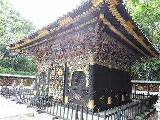Date Masamune's Mausoleum, Zuihoden